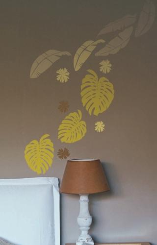 Διακοσμητικά αυτοκόλλητα τοίχων