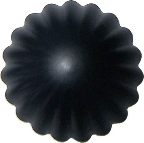 Διακοσμητικό καρφί αχιβάδα μαύρο 40mm