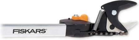 Τηλεσκοπικά κλαδευτήρια Fiskars UP82 και UP86