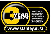 Κάντε εγγραφή στο MyStanley για να αποκτήσετε 3 Χρόνια Εγγύηση για τα νέα ηλεκτρικά εργαλεία Stanley FatMax!
