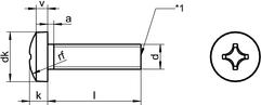 Σχεδιάγραμμα διαστάσεων
