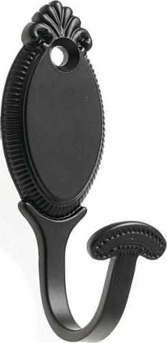 Αμπράζ κουρτίνας μαύρα (ζεύγος)