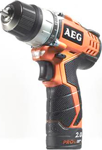 AEG POWER TOOLS BS12C2 LI-202B