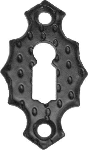 Επιστόμιο κλειδαριάς καμαρόπορτας μαύρο