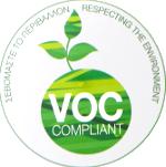 VOC Compliant: Σεβόμαστε το περιβάλλον
