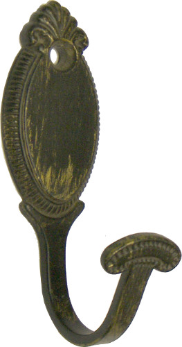 Αμπράζ κουρτίνας χρυσά παλαιωμένα (ζεύγος)